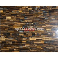 Supply Natural Tiger's Eye Wall Panel  Tiger's Eye