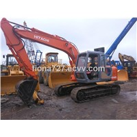 Used Hitachi EX120 crawler Excavator Hitachi EX120 EX120-5 Japan excavator