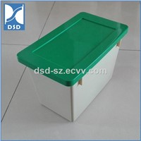 12L Household PP Plastic Storage Box Container Bin with a Lid