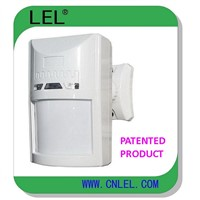 Cost Effective Wired PIR Motion Detector for Intrusion Alarm