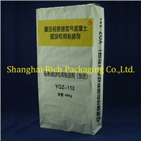 customized printed kraft paper bag kraft bag cement bag