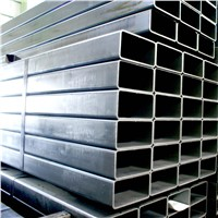 BS1387 Hot DIP Galvanized Steel Square Pipe
