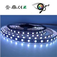 TUV-CE ETL certificated HIGH CRI>95 2700K-7000K/RGB 5050 Flexible LED Strip Light