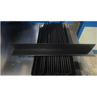 PE/PU/ PVC /PS extruded plastic profile,Edge Protector U Channel,angle edge protector extrusion