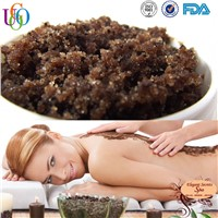 OEM Natural Spa and Skincare Cosmetic coffee body scrub