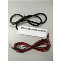220V bluetooth stereo amplifier kits with sound exciters for wall art speakers