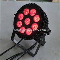 9x15w RGBAW Waterproof IP65 Stage Wash Outdoor LED Par
