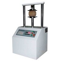 Paper Tube Core Compressive Strength Tester/ paper edge protector/ angle board Crush Strength Tester