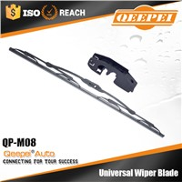 universal car wiper blade boneless wiper blades Bosch type windshield wiper blades