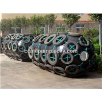 floating pneumatic marine rubber fender