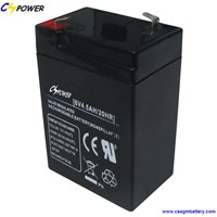 6V4.5ah Lead Acid AGM Battery for Energy Storage