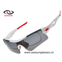 Hot Selling Outdoor Cycling Bicycle Sport Replacement UV400 Safety Goggle