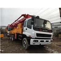 Used Concrete dump truck