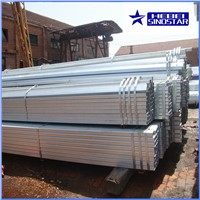 Pre-Galvanized Steel Square Pipes