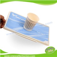 Anti-slip paper tray mat ,paper tray liner, Logo Printing table mat,Airline Paper