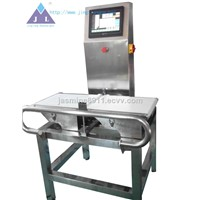 High speed online analysis weighing scales checkweigher JLCW-1200