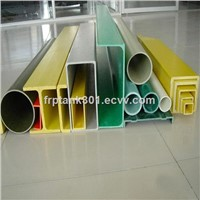 Manufacturing Various of High Quality FRP Pultruded Profiles