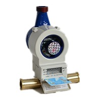 IC Card Prepayment Smart Flow Meter SKZS-II(Without Valve