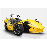 ZTR Trike Roadster 250cc 4 Valves 24 HP Approved Road  Price 950usd