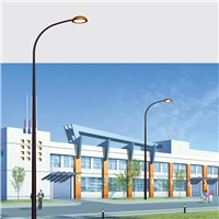 new products energy saving outdoor lighting column(YLDG-D)