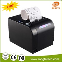 80mm Thermal Printer Receipt Pos Printer 80mm with flash light RP820