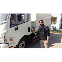 Sale on ice cream delivery truck,fresh vegerable transport truck ,truck refrigeration units