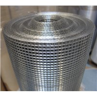 Hot Dipped / Electro Galvanized Welded Wire Mesh for Construction