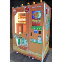 Natural orange juice machines