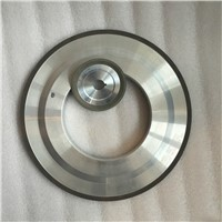 Resin diamond grinding wheel HVOF Tungsten Carbide coatings