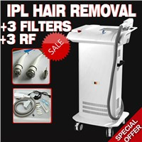 Vertical ipl rf hair removal skin care beauty equipment