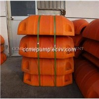 HDPE discharge pipe floater manufacturer for dredging