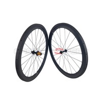 BSS-50T-25mm Bitex R9/R10 tubular carbon road bike wheels for Shimano 11s