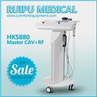 Machine Ultrasonic Cavitation/ RF /Body Slimming /Lose Fat/Lipolysis/Skin Care/Tightening