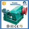 Grooved drum electric marine anchor winch and mooring winch