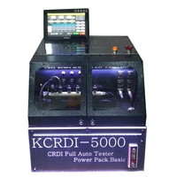 "Common Rail Injector Test Bench ""KCRDI-5000"" with Flow Meter Sensor"