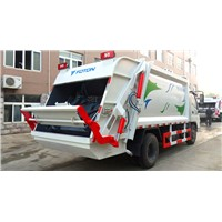 New Foton 5 ton Refuse Compactor Garbage Truck for sale