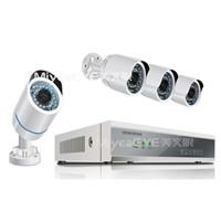 720P HD PLC Camera NVR kits,Power Line Communication Camera system