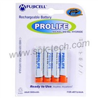 Fujicell Prolife Ready to use Battery AAA 1000mAh