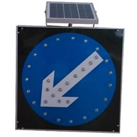 Solar led traffic sign,stop signs ,road warning signs