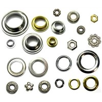 Factory Prices Antirust Brass Eyelet