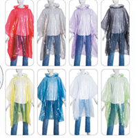 simple and high quality rain coat