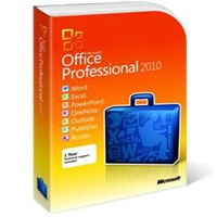 Office 2010 Professional Plus Activation Product Key COA Sticker Label
