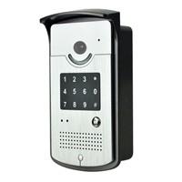 SIP Video Door phone, secure access control, sip door intercom