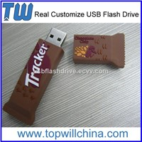 Custom Unique Design PVC USB Flash Drive USB Flash Disk Free Design