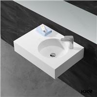 China supplier Custom Acrylic Solid Surface Basin