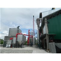 Fengyu 1MW rice husk gasifier biomass power plant in smooth operation in Philippines since 2013