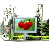 LED Display, Outdoor P25 Fullcolor