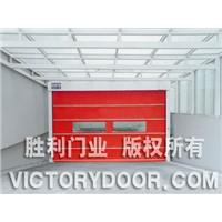 Industry Door with motor
