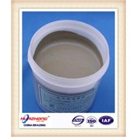 Silver brazing alloy silver solder paste