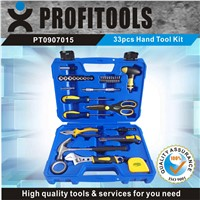 33pcs Hot selling Homework Hand Tool Set for reparing and DIY